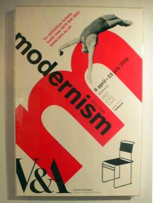 Exposición en el Victoria & Albert Musem